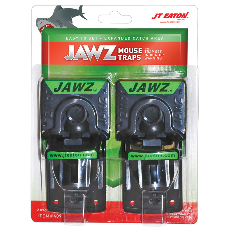 Jawz Plastic Mouse Traps J T Eaton