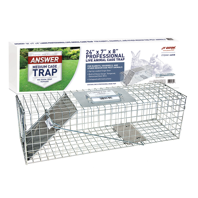 Answer® For Squirrels, Rabbits & Other Medium Pests
